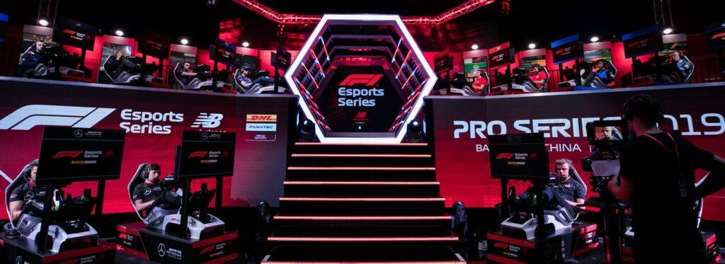 2019 F1 New Balance Esports Series