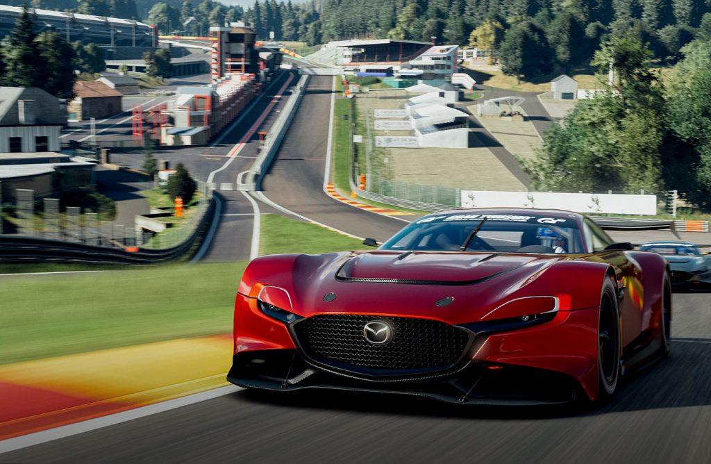 Gran Turismo at Spa