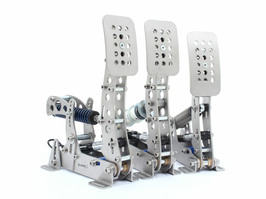 Ultimate Sim Pedals from Heusinkveld