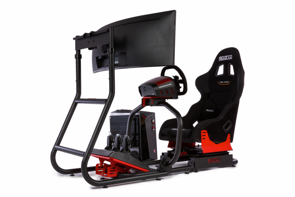 Sparco Racing Simulator Sim Rig II