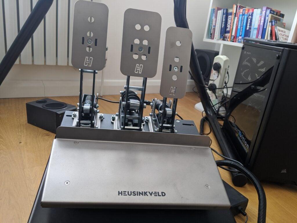 Sprint pedals