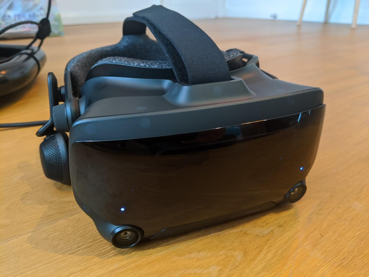 my valve index VR headset