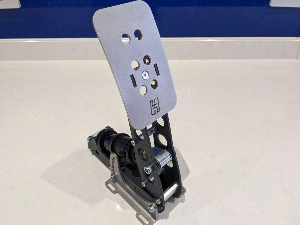 my brake pedal