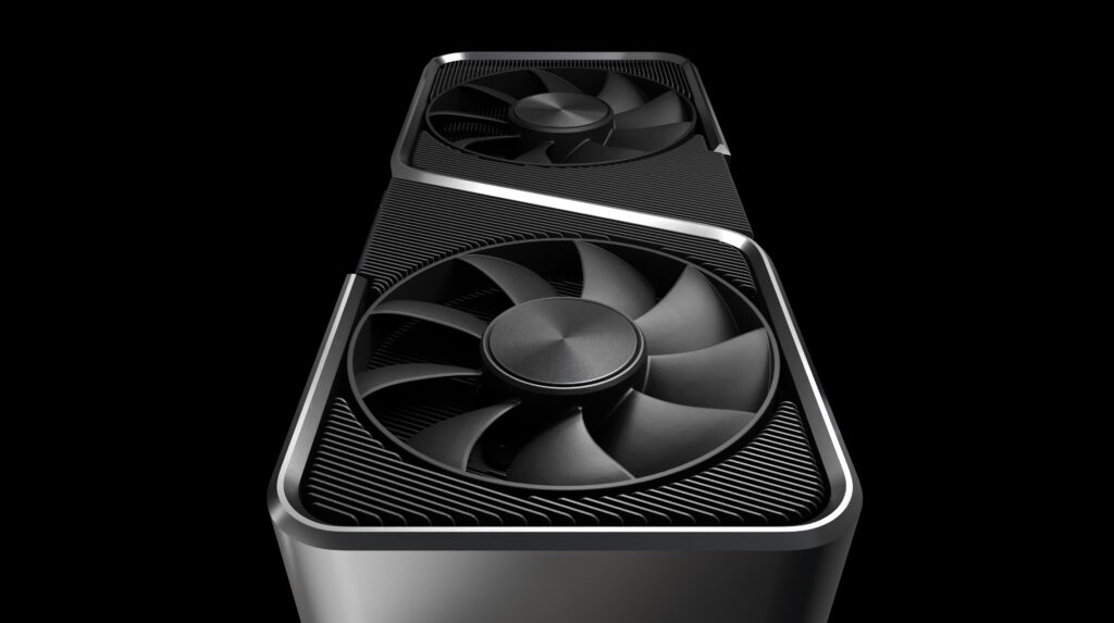 NVIDIA's RTX 3070 graphics card