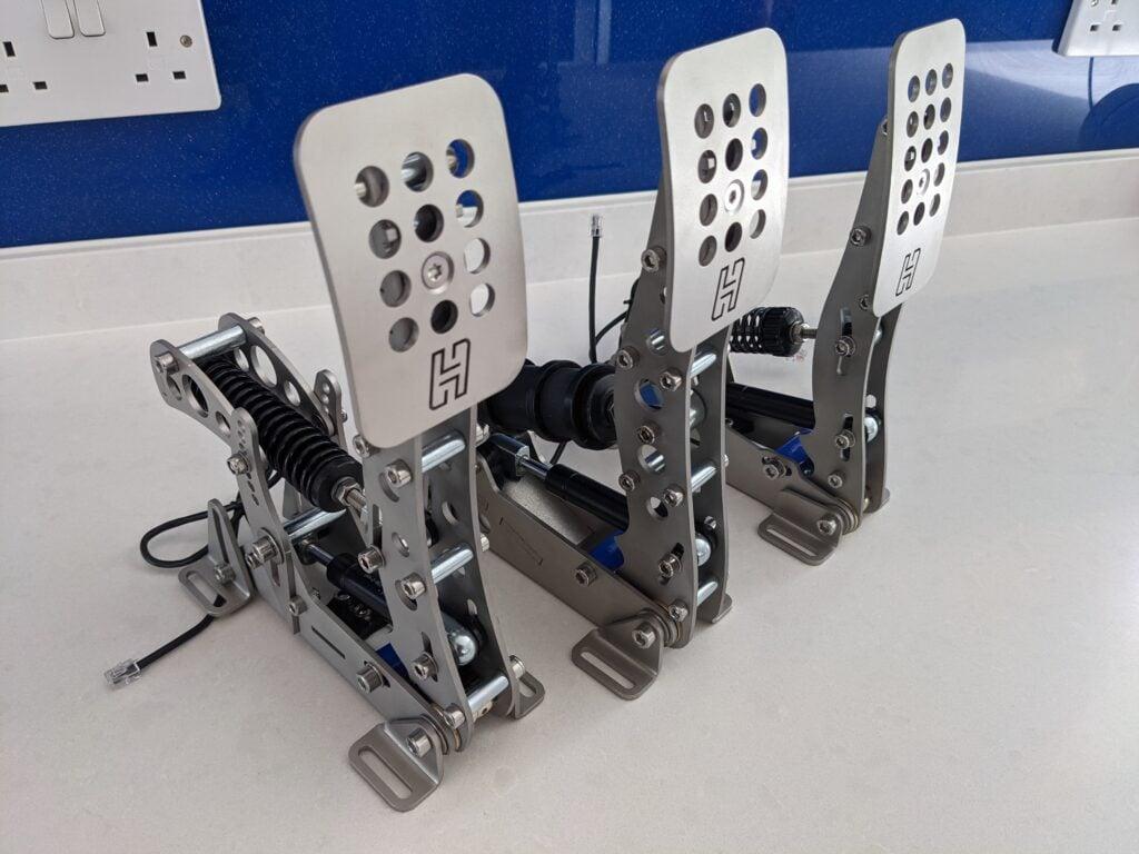 heusinkveld ultimate+ sim pedals