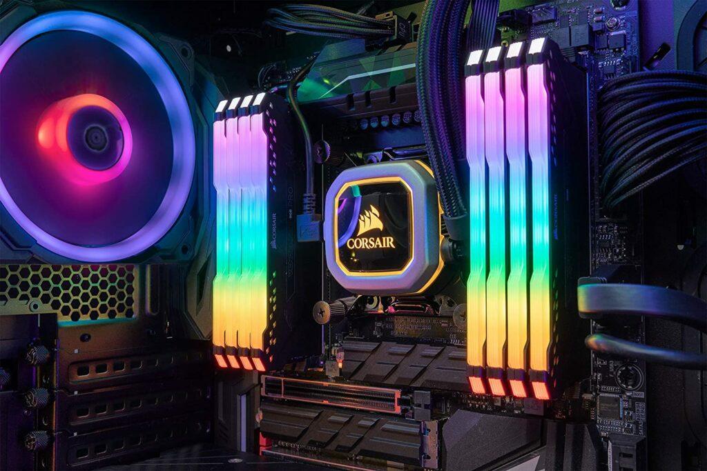 VENGEANCE RGB PRO 32GB