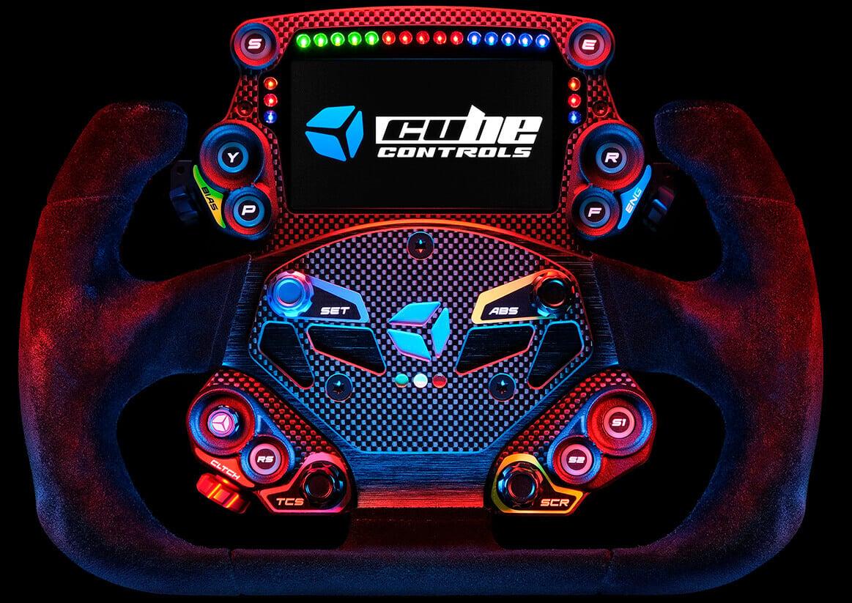 cube controls GTX sim racing wheel