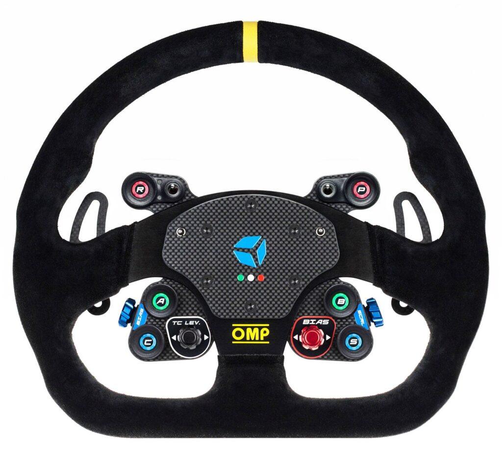 Cube Controls GT Pro OMP wheel