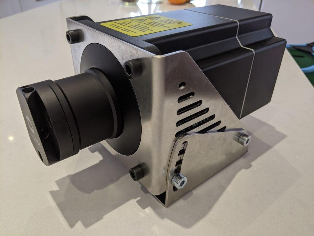 Simucube 2 Pro DD wheel
