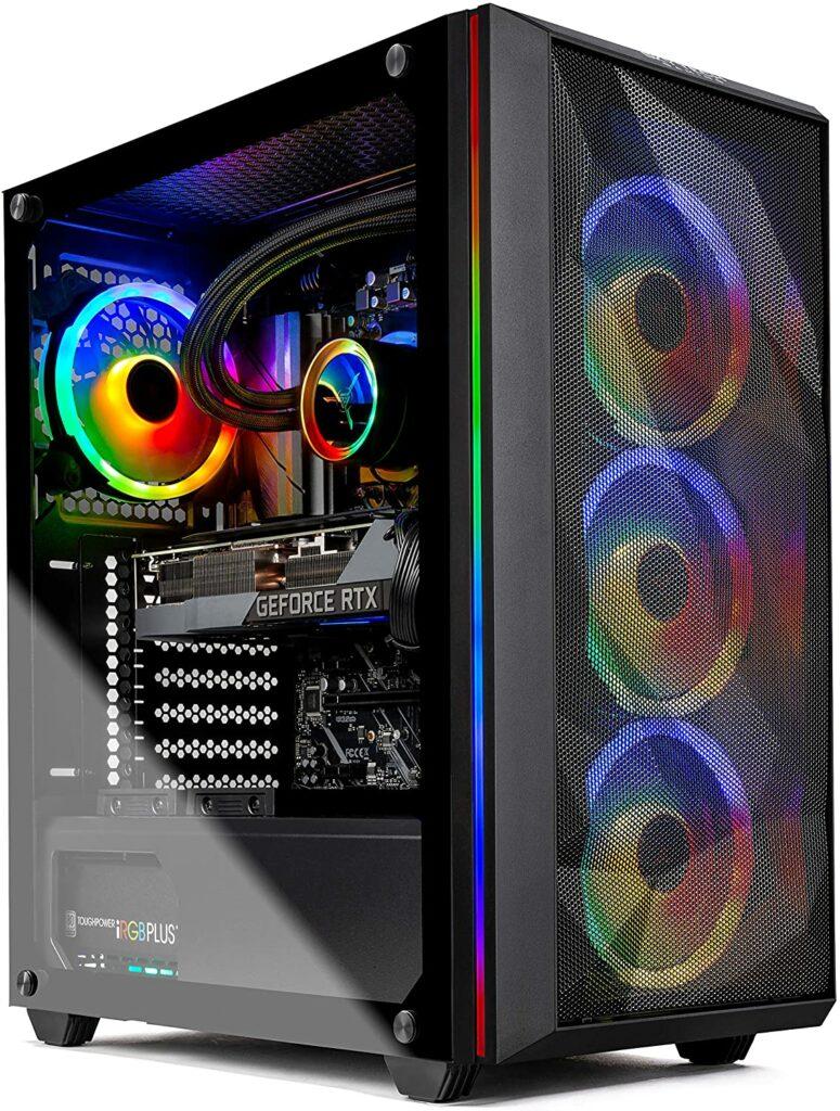 Chronos desktop gaming PC from Skytech