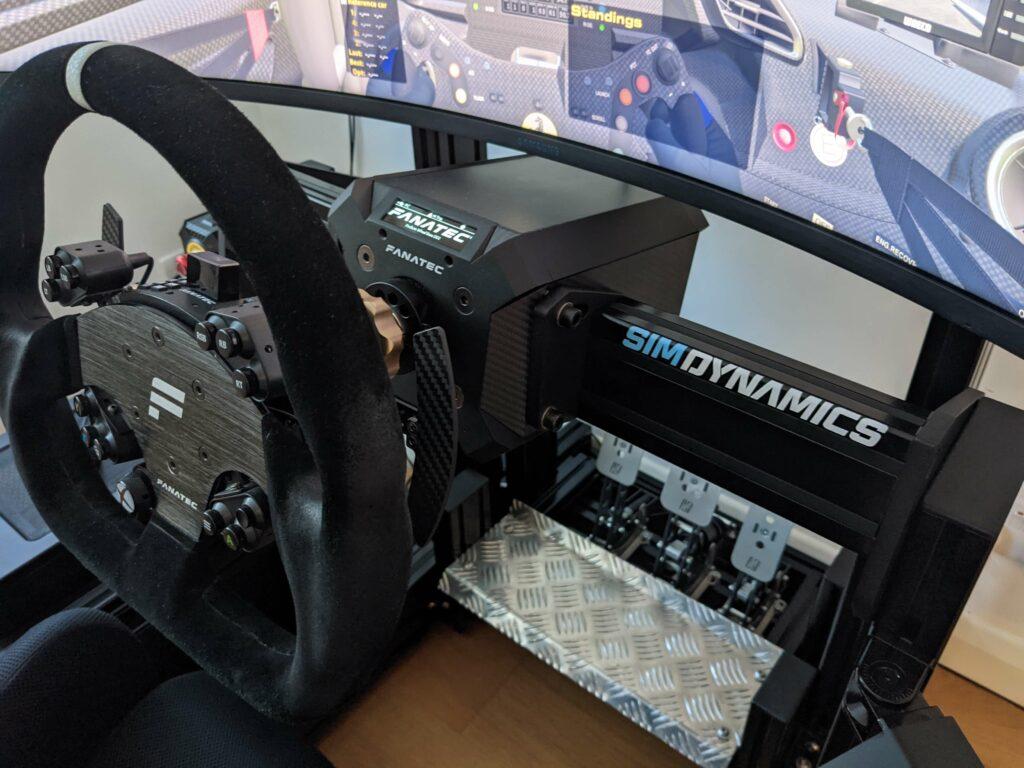 sim dynamics 8020 sim rig