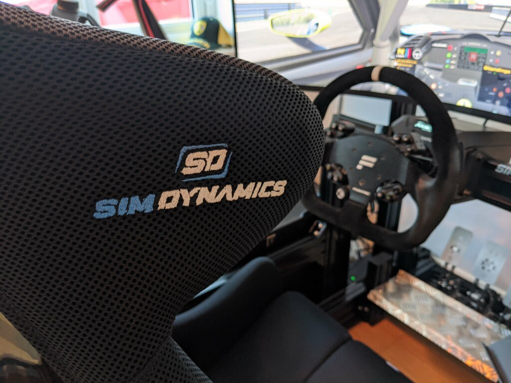 sim rig for racing