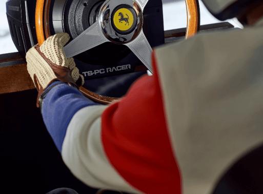Thrustmaster 250 GTO wheel