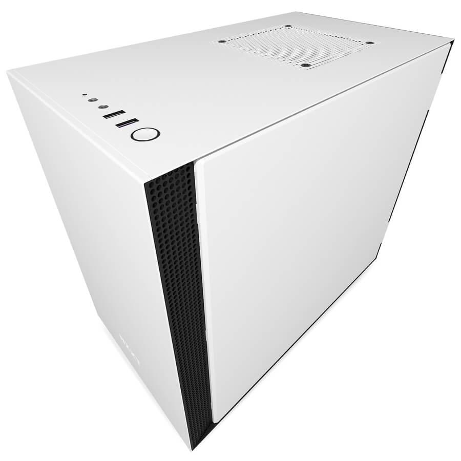 NZXT H200 White