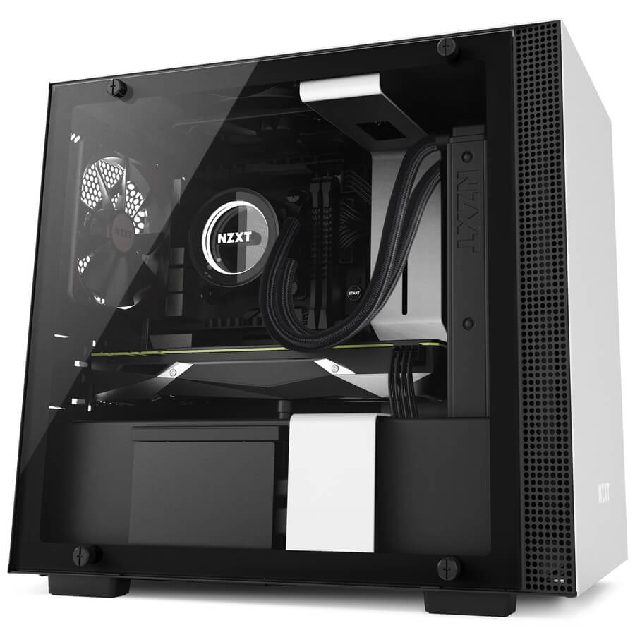 H200 side view