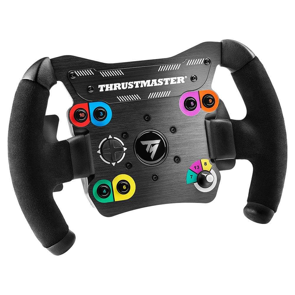 Thrustmaster: Buyer's Guide to Wheels, Pedals and Mods for Sim Racing