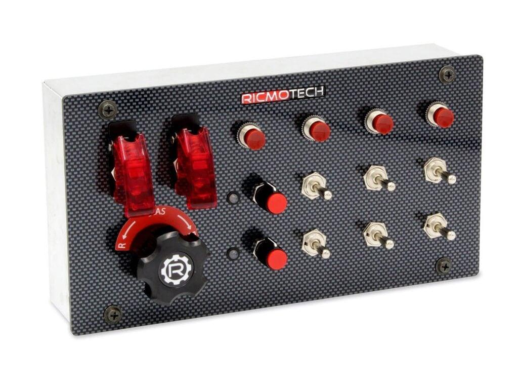 Ricmotech RealGear RACEpro H22