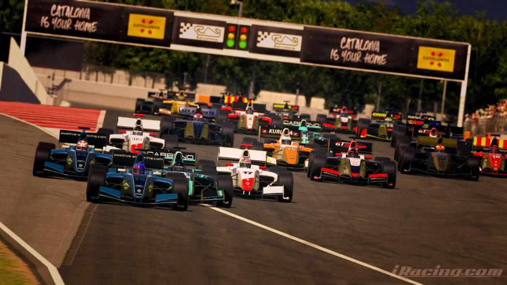 Jose Pleguezuelos Langa wins the 2020 DriversParade Club Formula Championship