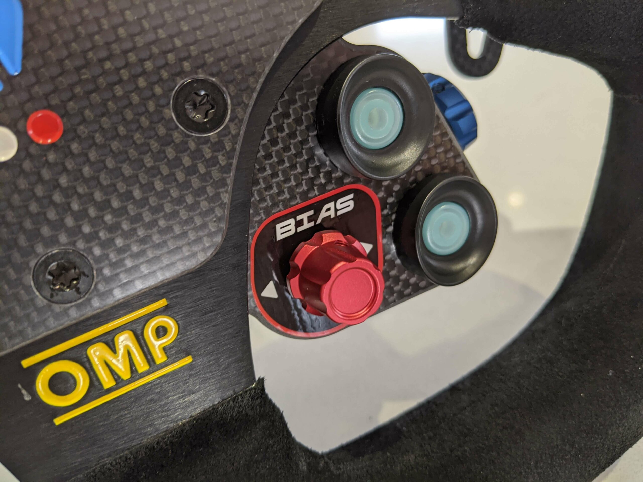 Cube Controls: OMP GT Pro sim steering wheel review