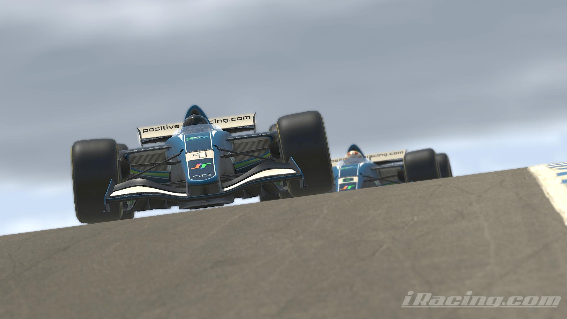 How to run a sim racing team: with Javier Alvarez from Positive SimRacing