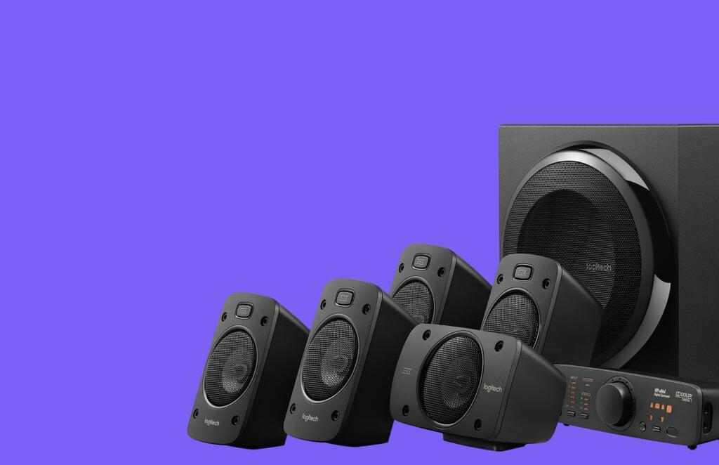 Z906 5.1 Speakers