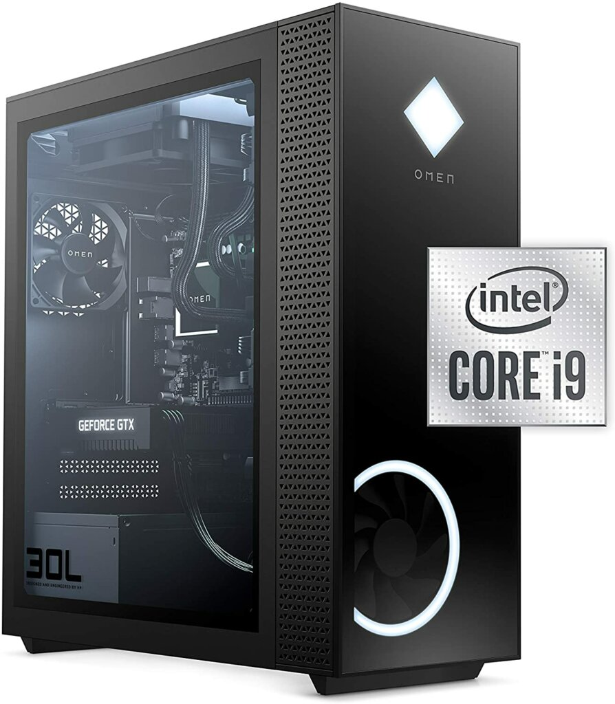 NVIDIA GeForce RTX 3090 Graphics gaming PC