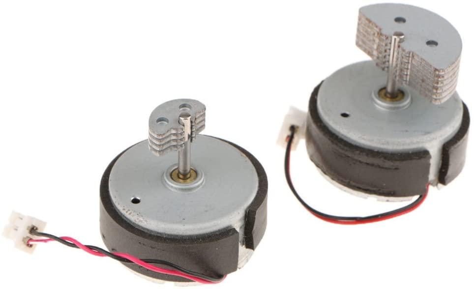 Pair of rumble motors