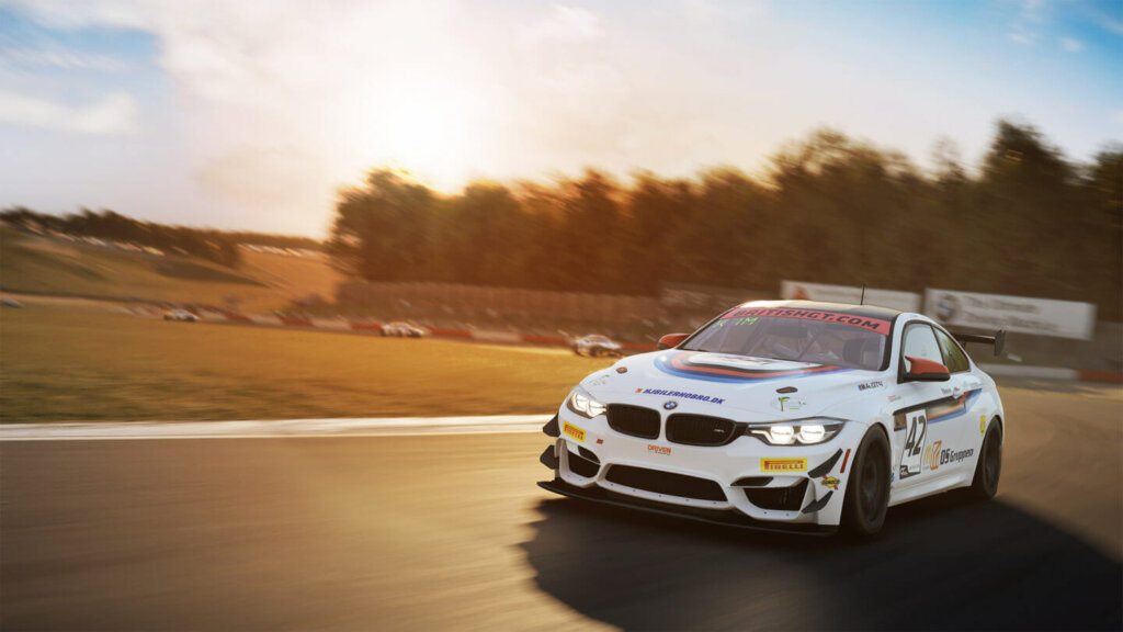 BMW GT4 in ACC