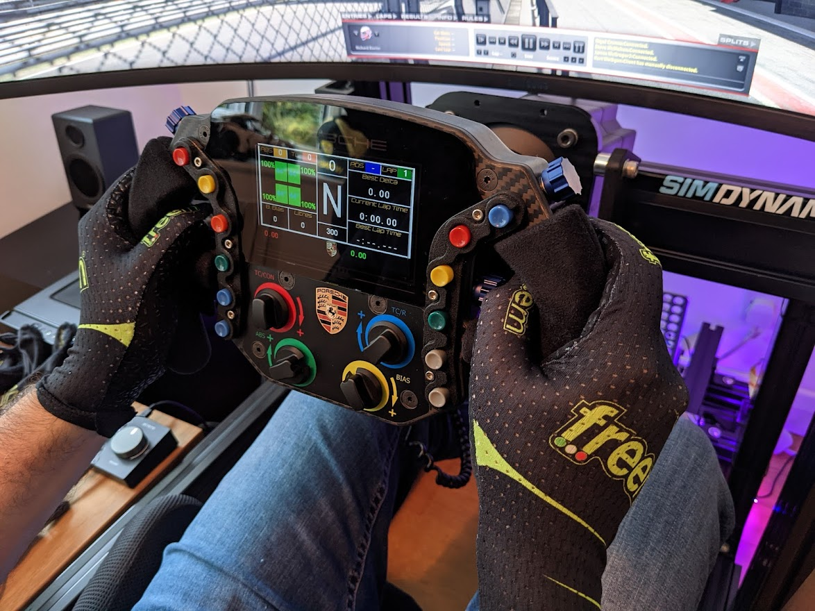 Sim racing gloves buyer's guide: which are best?