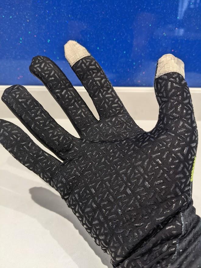 Freem's grip pattern