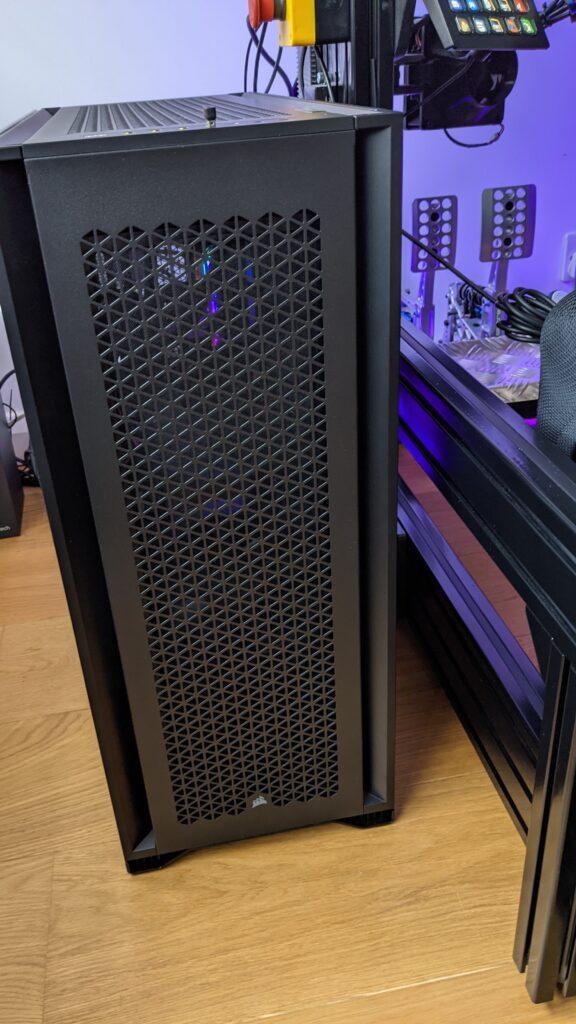 CORSAIR 7000D AIRFLOW Full-Tower ATX PC Case